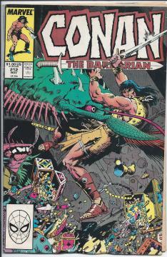 Conan The Barbarian Vol.1 #212