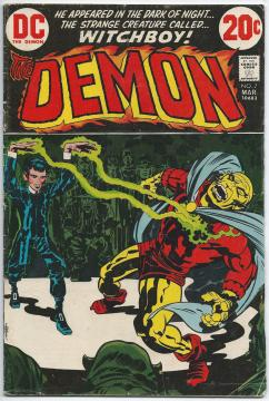The Demon #7