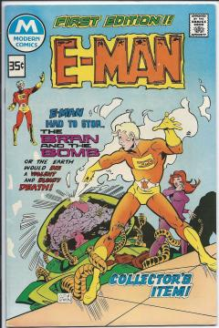 E-Man #1