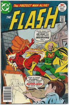 The Flash #249
