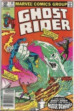 Ghost Rider Vol. 1, #59