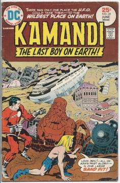 Kamandi #30