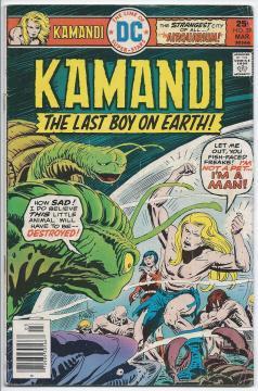 Kamandi #39
