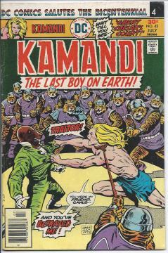 Kamandi #43
