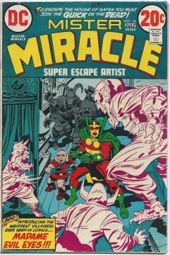 Mister Miracle Vol.3 #14