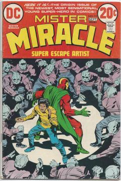Mister Miracle Vol.3 #15