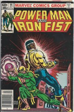 Power Man and Iron Fist Vol.1 #95