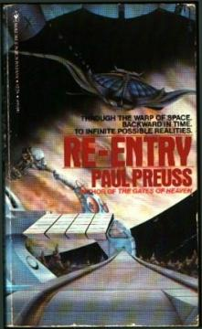 Re-entry by Paul Preuss