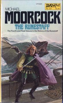 The Runestaff by Michael Moorcock
