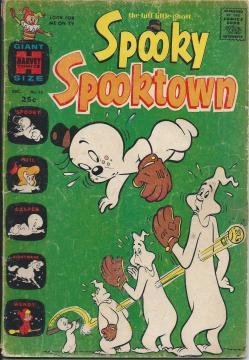 Spooky Spooktown Vol.1 #15