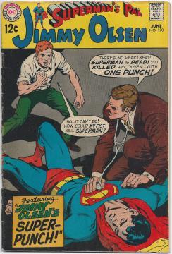 Superman's Pal Jimmy Olsen #120