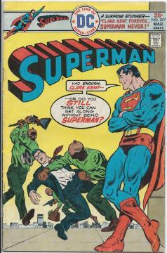 Superman Vol. 38, #297
