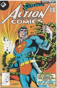Action Comics Superman Vol. 41, #485