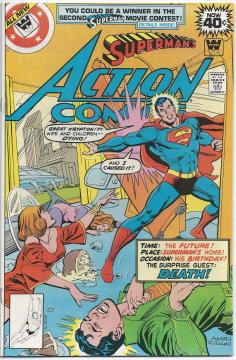 Action Comics Superman Vol. 42, #492