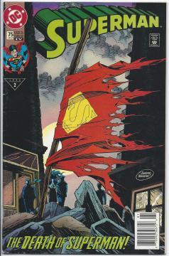 Superman 75 Jan93