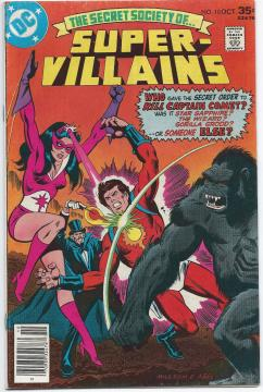 Super Villains #10