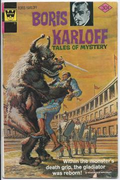 Boris Karloff Tales of Mystery #74