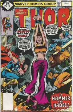 Thor Vol.1 #279