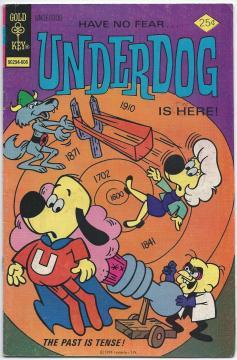 Underdog #7