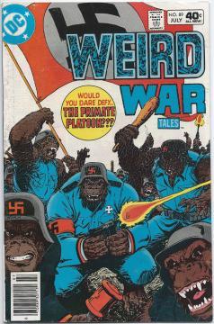 Weird War Tales Vol. 10 #89d
