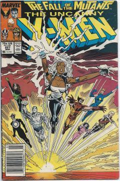 The Uncanny X-Men Vol.1 #227
